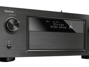 Denon AVR-X4100W