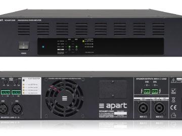 Усилитель мощности APart REVAMP2600